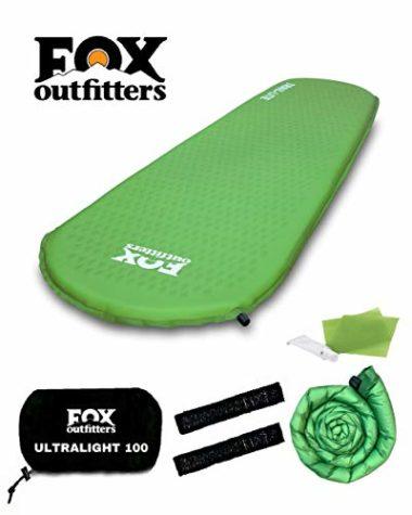 Fox Outfitters Ultralight Foam Sleeping Pad