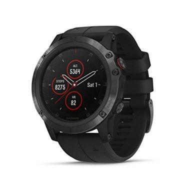 Garmin Fenix 5X Plus Multisport GPS Smartwatch