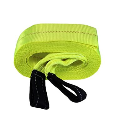 Grip Heavy Duty Snowmobile Tow Strap