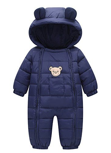 Happy Cherry Baby Snowsuit