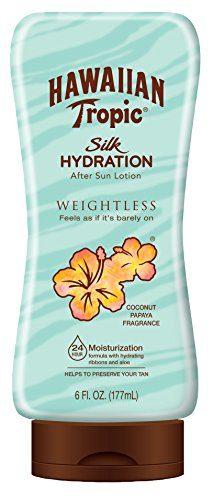 Hawaiian Tropic Silk Hydration Aloe Vera Lotion