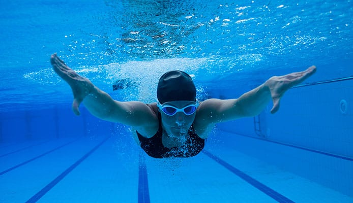 How Many Calories Do You Burn While Swimming? - Globo Surf