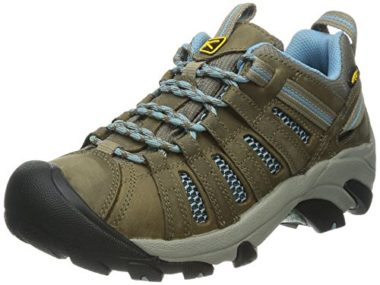 KEEN Voyageur Women's Flat Feet Hiking Shoes