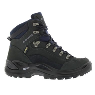LOWA Renegade GTX Women's Flat Feet Hiking Shoes
