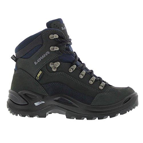 LOWA Renegade GTX Women's Flat Feet Hiking Shoes