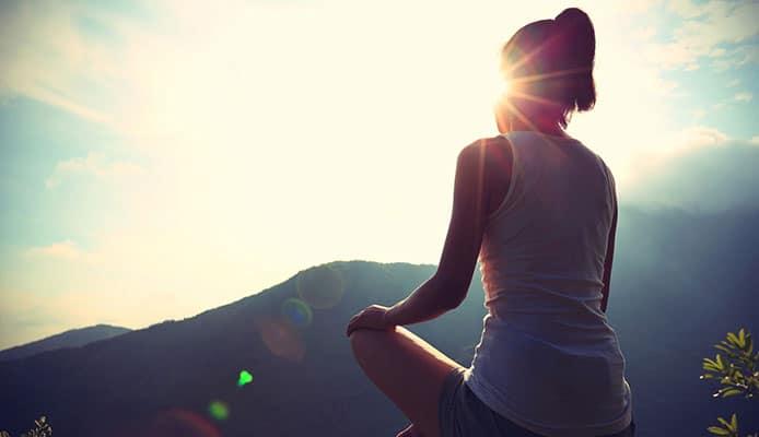 Hiking Meditation And Mindfulness Guide - Globo Surf