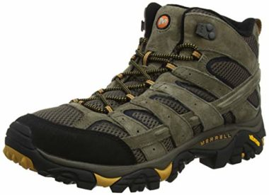 Merrell Men's Moab 2 Vent Flat Feet Hiking Shoes