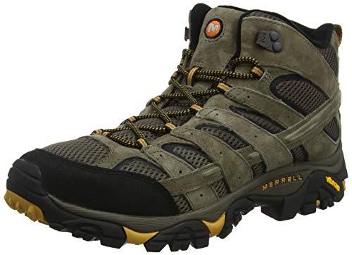 Merrell Men's Moab 2 Vent Flat Feet Hiking Shoes