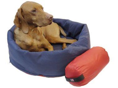 Noblecamper 2-in-1 Dog Bed and Sleeping bag