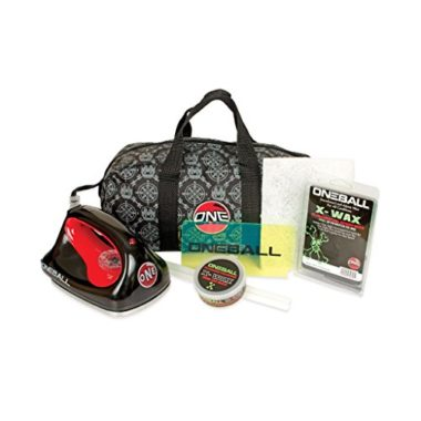 One Ball Jay Snowboard Wax Kit