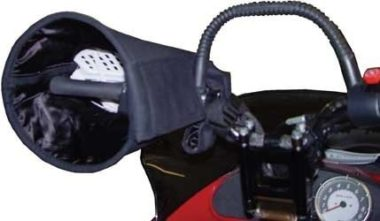 PowerMadd Snowmobile Handlebar Gauntlets