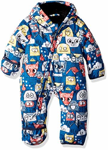 Quicksilver Boy's One Piece Infant Snowsuit