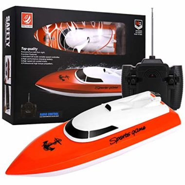 OSKIDE High Speed Electric Remote Control Boat