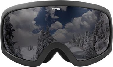 Retrospec Traverse G1 Snowmobile Goggles