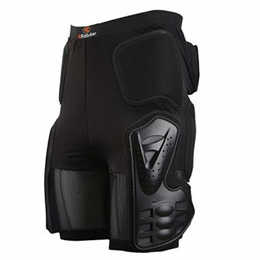 RidBiker Riding Ski And Snowboard Padded Shorts