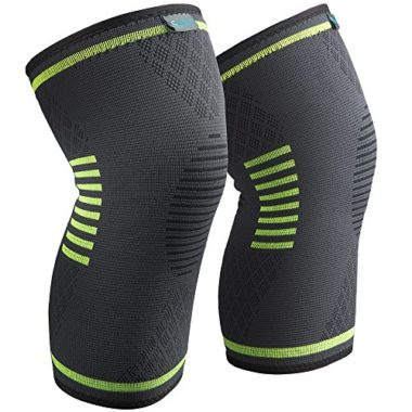 Sable Compression Sleeve Knee Brace for Hiking