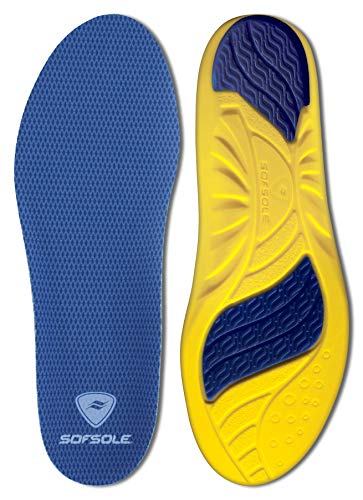 Sof Sole Men's Athlete Performance Insoles for Hiking