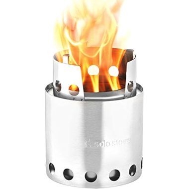 Solo Stove Lite Rocket Wood Burning Camp Stove