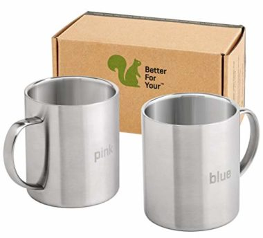 Better For Your Stainless Steel Coffee Camping Mugs