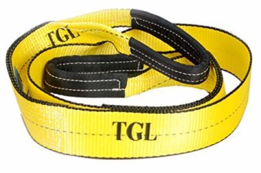 TGL 8 Foot Tree Saver Snowmobile Tow Strap