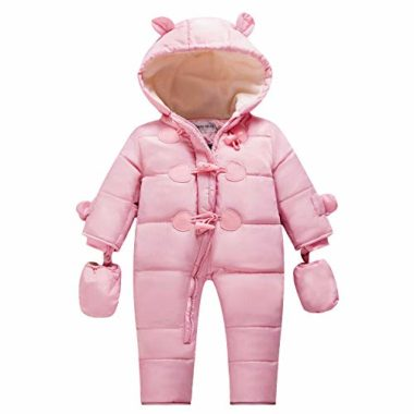 TeenMiro Infant Snowsuit