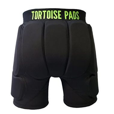 Tortoise T2 Ski And Snowboard Padded Shorts