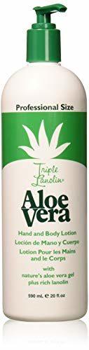 Triple Lanolin Aloe Vera Lotion