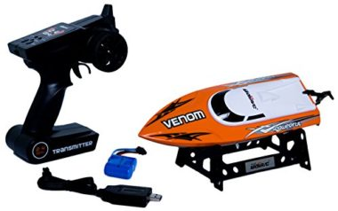 Udirc Venom High-Speed Rc Boat (Limited Orange Edition)