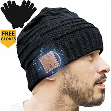 Xikekazan Upgraded Bluetooth Beanie