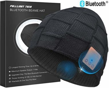 Fulllight Tech Upgraded Bluetooth Beanie