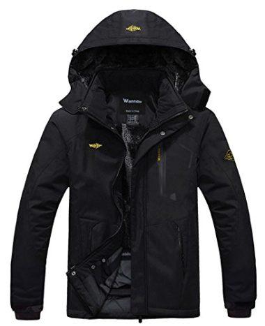 Wantdo Men's Mountain Snowmobile Jacket