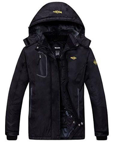 Wantdo Women's Mountain Snowmobile Jacket