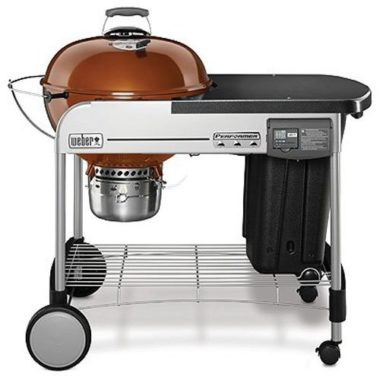 Performer Deluxe Weber Grill