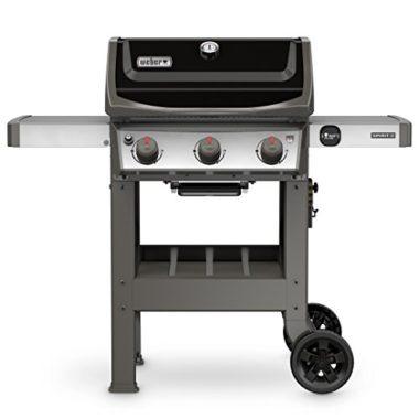 3-Burner Propane Weber Grill