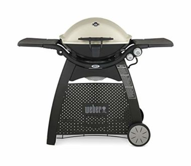Q3200 Natural Gas Weber Grill