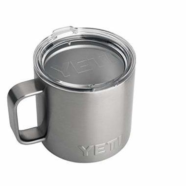 YETI Rambler 14 oz. Stainless Steel Camping Mug