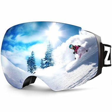 ZIONOR Lagopus X4 Snowmobile Goggles
