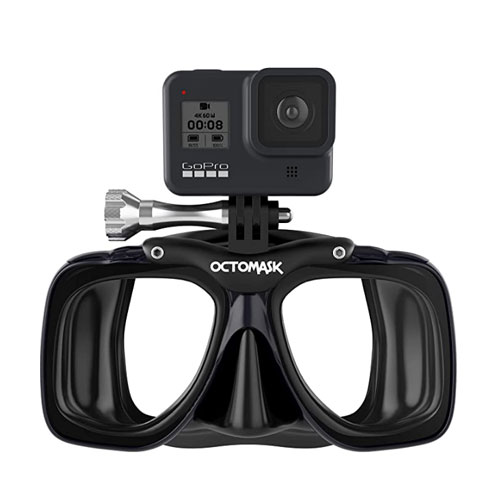 Octomask GoPro Hero4 and Hero3+ Dive Mask