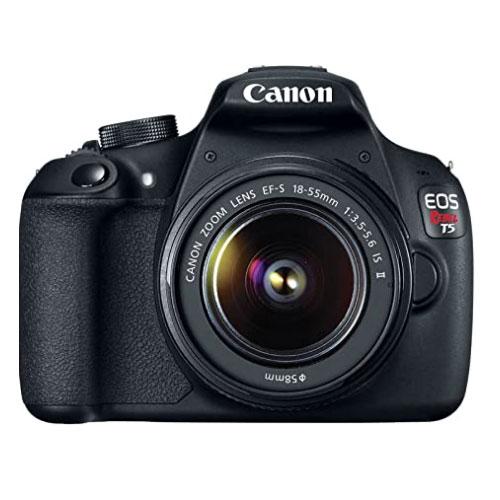 Canon EOS Rebel T5 DSLR Camera