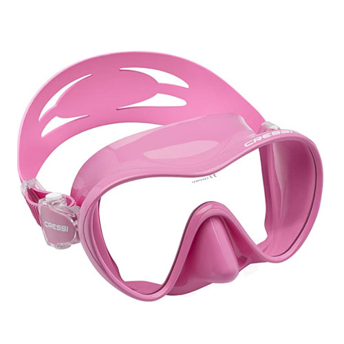 Cressi F1 Mini Frameless Scuba Mask
