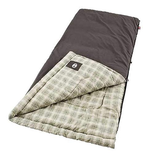 Coleman Big & Tall Rectangular Sleeping Bag