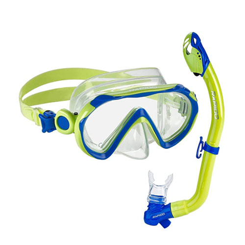 Phantom Aquatics Panoramic Scuba Mask