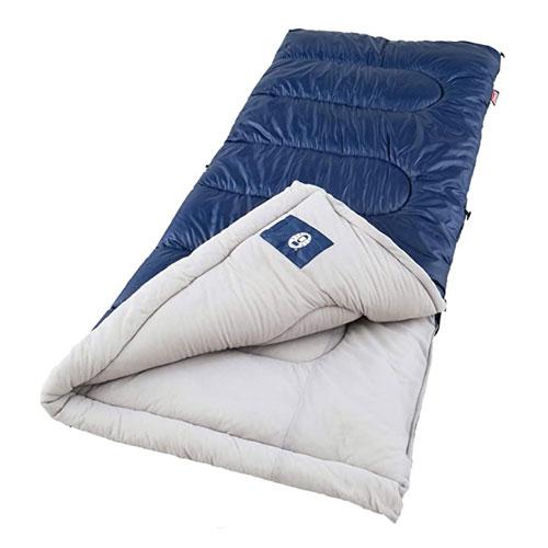 Coleman Brazos Rectangular Sleeping Bag