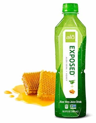 Alo Exposed + Honey Aloe Vera Juice