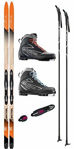 Alpina Control 60 Cross Women's Skis