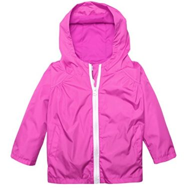 Arshiner Casual Lightweight Kid's Rain Jacket