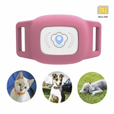 BARTUN Mini Pet Tracker GPS Tracker For Dogs