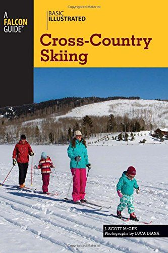 Basic Illustrated Cross-Country Skiing Book
