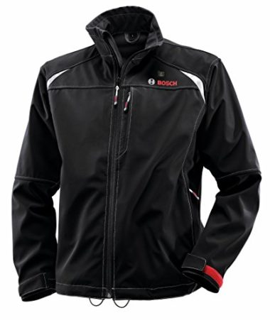 Bosch Men's 12-Volt Max Soft Shell Heated Jacket