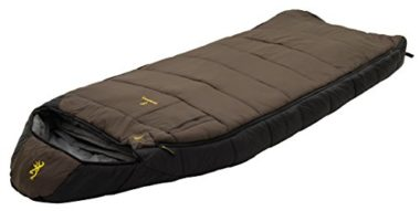 Browning Camping Mckinley Rectangular Sleeping Bag